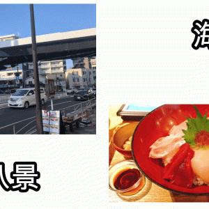 海鮮丼食べました ver.金沢八景