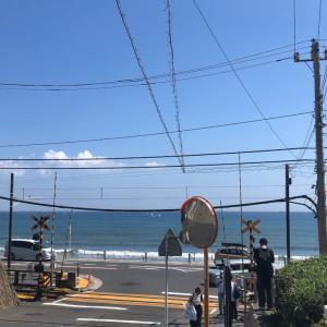 七里ヶ浜・江ノ島の夏