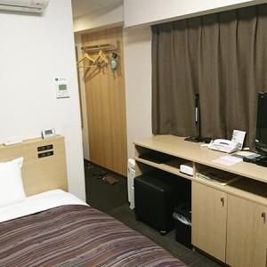 [宿泊感想] ホテルルートイン熊本駅前/熊本駅すぐ近くのビジネスホテル