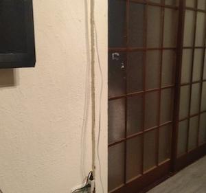 【🔧DIY】以外と簡単❗️『漆喰塗り』カフェ風・お店っぽい壁に✨