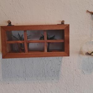 【🔧DIY】100均DIY 簡単❗️リメイク 木製ウォールシェルフ (セリア)