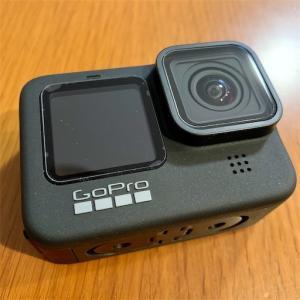 GoPro HERO 9 BLACK が到着です!