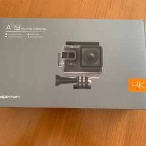 Amazonで人気の⁈ 中華アクションカメラ『Apeman A79』はこんな感じです
