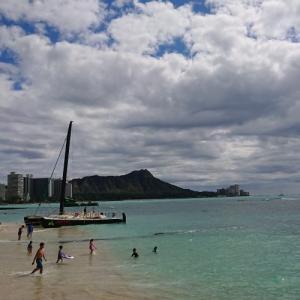 ハワイ旅行はいくらかかるのか(1月編)