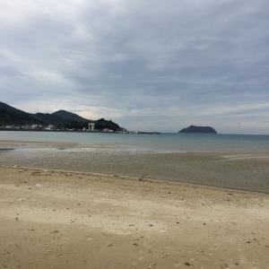 和歌山県広川町[西広海岸]までツーリング