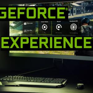 GeForce Experience フォーカスのある画面のみSS・動画