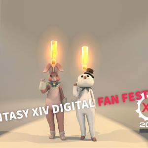 FF14 ファンフェス2021を楽しむ  6.0 暁月の終焉「賢者」と「リーパー」追加