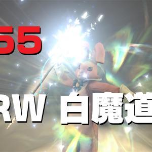 FF14 5.55 ブレイズマーシー  レジスタンス・ウェポン   白魔導士