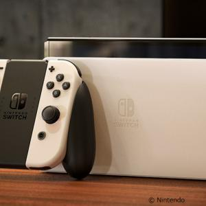 Nintendo 新型 Switch 有機ELモデル  2021年10月08日(金)発売