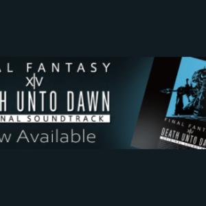 FF14 「Death Unto Dawn」84曲収録 オリジナルサウンドトラック  特典:ミニオン「マメット・ライナ」