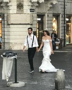 イタリアはウェディングフォトツアーでいっぱい