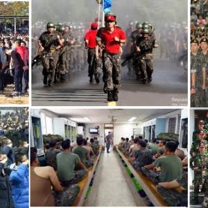 【韓国文化】韓国兵役義務って何?