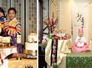 【韓国文化】生まれて初めてのお誕生日会、チョッドル