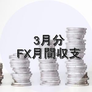 【期間工のFX】月間収支2020年3月