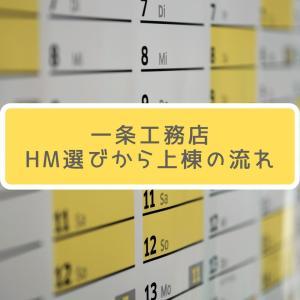 DREAM BLOG 一条工務店 「2020」HM選び~上棟の流れ(1年以上かかります)