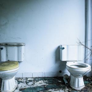 やっててよかった!~トイレの隙間コーキング~