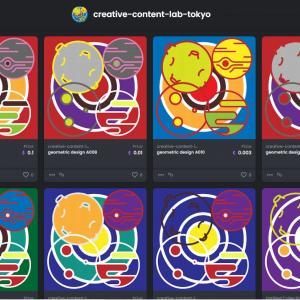 Creative Content Lab Tokyo Collection series 4
