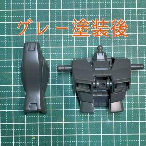 1/100 MG ジム改 その9(サーフェイサーとか下地塗装とか)