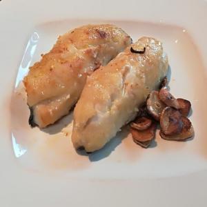 【簡単料理】釣れたタケノコメバルのムニエルのレシピ