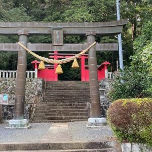静岡県指定文化財 八幡来宮神社