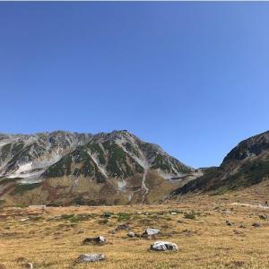 紅葉の立山へ その1