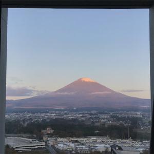 富士山が見えるホテル