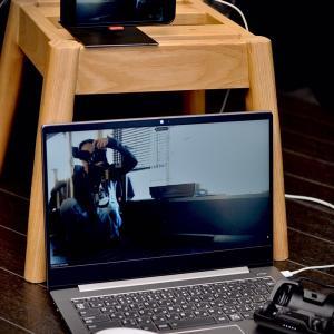 iPhoneやiPadが、Windows PCのHDウェブカメラに変身!?
