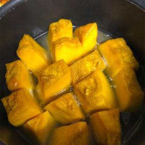 お料理紹介 〜なにこれ美味しい!マクロビ!かぼちゃのいとこ煮〜