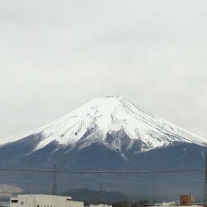 富士は日本一の山♫
