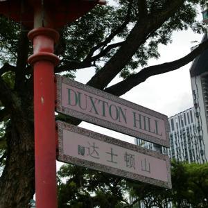シンガポール歴史散歩@Duxton Hill