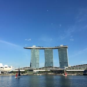 シンガポールに住んで丸1年