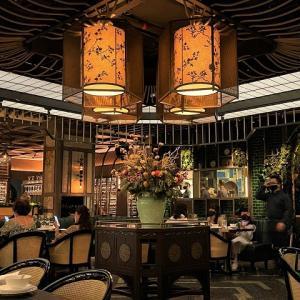 シンガポールのMOTT 32で中華ディナー