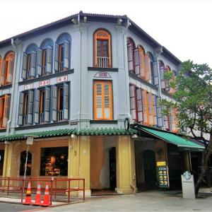 シンガポール歴史散歩@Pekin street & Nankin street