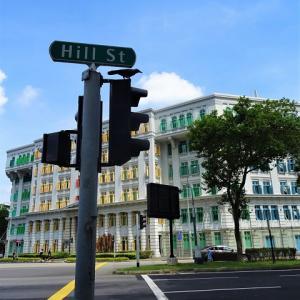 シンガポール歴史散歩@Hill Street