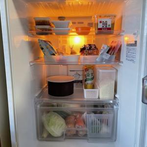 アラフィフ2人暮らしの冷蔵庫