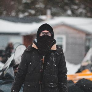 寒がりが冬場に朝活するための方法