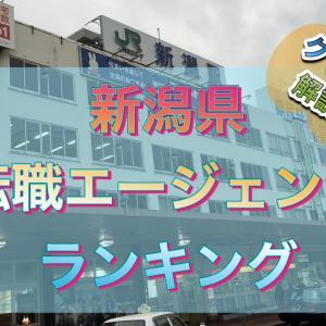 徹底比較!新潟県のおすすめ転職エージェントランキング 求人の質や年収