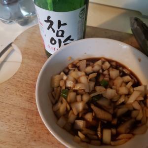 韓国風茹で豚