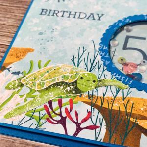 【誕生日カード】なんでバレちゃったんだろ…(*゚ェ゚*)