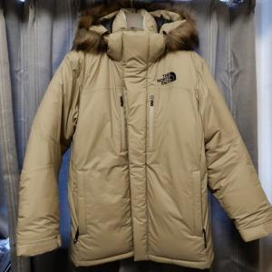 THE NORTH FACE ダウンパーカー