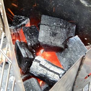 炭の種類と火起こし