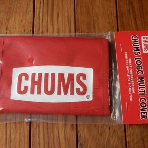 存在感抜群CHUMSのCB缶カバー