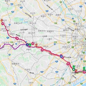 多摩川サイクリングロードと周辺エリアを徹底調査!