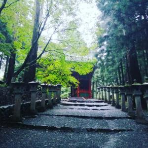 初めての秩父・ 三峯神社