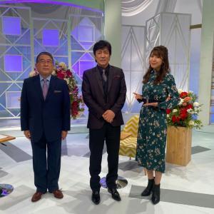 GOROさんご出演「徳光和夫の名曲にっぽん(BSテレ東)」