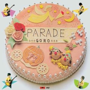 お祭り気分なアルバム♪ PARADE 星型爪環/野口五郎 1982年