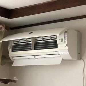 やりたくないことは優先順位が下になる。エアコンと扇風機の掃除について。