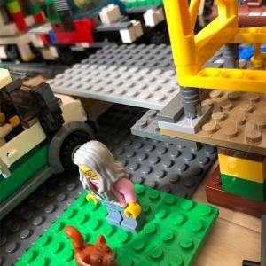 【ミニマリストに憧れる】LEGO拾いという地味な作業~コツコツやればいつかは終わる~