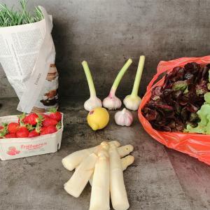 【ドイツ生活】八百屋さんで買う野菜、やっぱり良いです