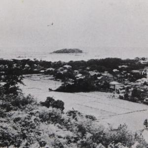 昔の館山湾